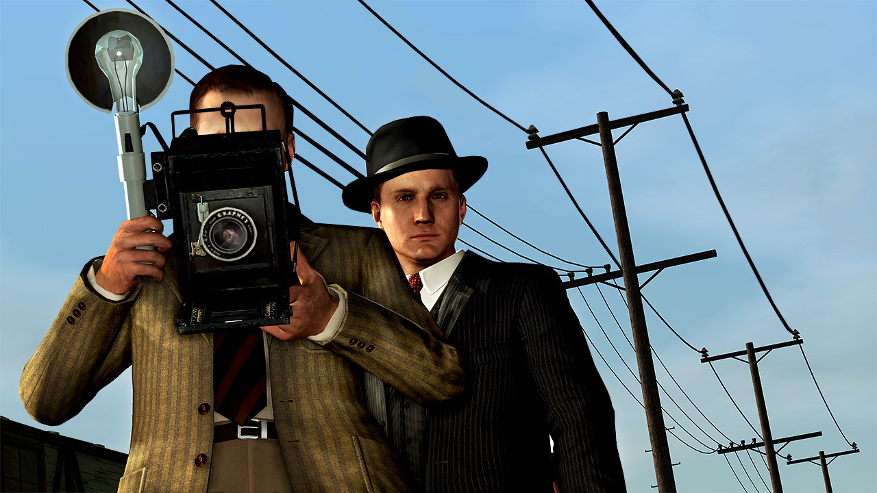 How 'L.A. Noire' Created the Illusion of an Autistic Protagonist | VICE | United Kingdom